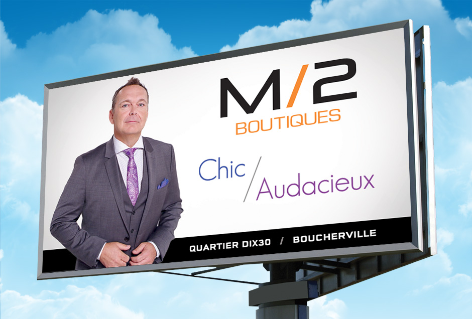 M2 Boutique – Traditionnelle