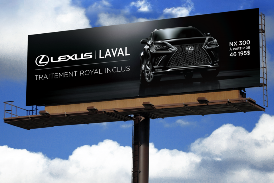 Lexus – Traditionnelle