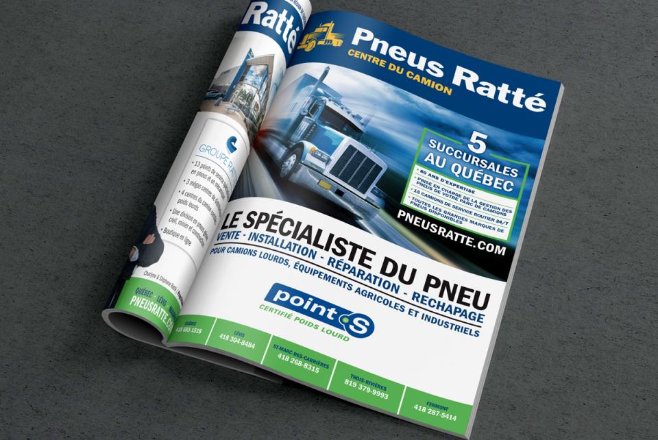 Pneus Ratté – Magazine
