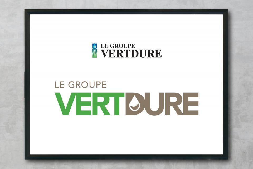 Groupe Vertdure – Logo