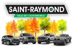 St-Raymond Ville de l'automobile